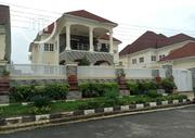 4bedroom Fully Detached Duplex With 2 Guest Rooms Chalet In Life Camp | Houses & Apartments For Sale for sale in Abuja (FCT) State, Central Business Dis