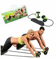 Revoflex Xtreme Workout Abs Wheel - Green- Xtreme. | Sports Equipment for sale in Lagos State, Ikeja