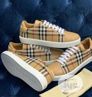 Original Burberry Men's Quality Sneakers | Shoes for sale in Lagos State, Lagos Island