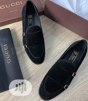 Gucci Suede Monk Shoes | Shoes for sale in Abuja (FCT) State, Gwarinpa