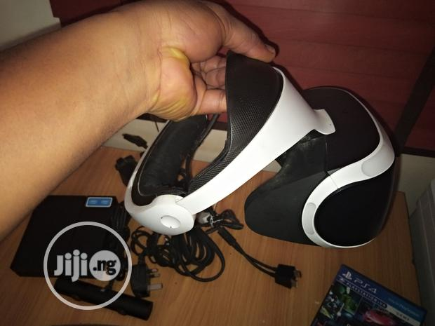 Archive: Playstation Vr With Demo Disic