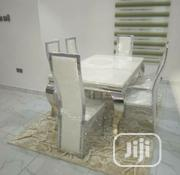 Quality Marble Dining Table | Furniture for sale in Lagos State, Ikorodu