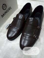 Coffee Brown Double Monk Royal Classic Shoe (1st Class Product)   Shoes for sale in Lagos State, Ibeju