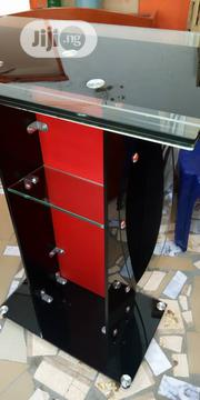 Unquie Glass Pulpit Impoterd Brand New | Furniture for sale in Lagos State, Agege