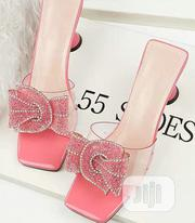 Classy Female Heel Slippers   Shoes for sale in Lagos State, Lekki Phase 2
