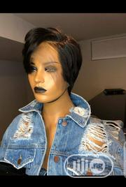 Pixie Cut Frontal Wig   Hair Beauty for sale in Lagos State, Yaba
