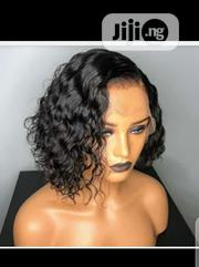 Deep Wave Frontal Wig   Hair Beauty for sale in Lagos State, Yaba