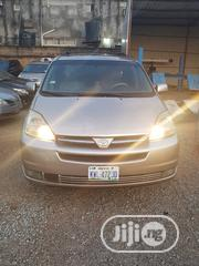 Toyota Sienna LE AWD 2005 Gold | Cars for sale in Abuja (FCT) State, Garki 2