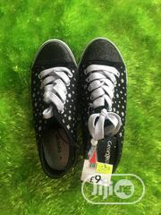 UK George Lace Up Star Sneakers | Children's Shoes for sale in Lagos State, Alimosho
