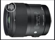 Sigma 35mm F1.4 Art DG HSM Lens | Accessories & Supplies for Electronics for sale in Lagos State, Ikeja