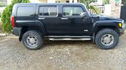 Hummer H3 SUV Adventure 2008 Black | Cars for sale in Abuja (FCT) State, Wuye