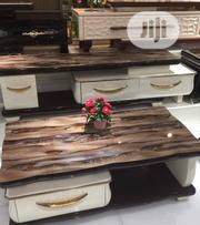 Original Modern Set Of Marble TV Cabinet Drawer | Furniture for sale in Lagos State, Ojo