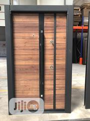 Mean Etrance Security Door, With Double Opening | Doors for sale in Lagos State, Orile