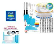 106/Set Cake Decorating Tools(FREE SHIPPING) | Restaurant & Catering Equipment for sale in Oyo State, Akinyele