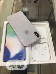 Apple iPhone X 64 GB Silver | Mobile Phones for sale in Lagos State, Ikeja
