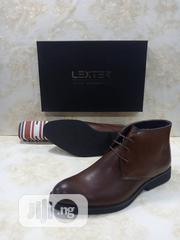 Lexter Leather Ankle Shoes | Shoes for sale in Lagos State, Lagos Island