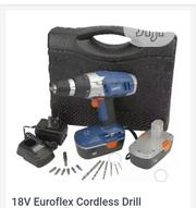 18V Euroflex Cordless Drill | Electrical Tools for sale in Lagos State, Lagos Island