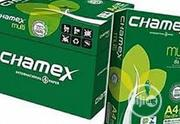 Chamex A4 Paper (Carton)   Stationery for sale in Lagos State, Ikeja