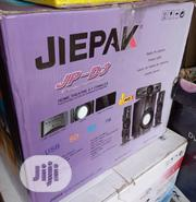 Jiepak D3 Home Threaters With Good Quality Sounds | Audio & Music Equipment for sale in Lagos State, Ikeja