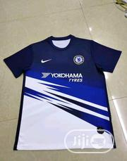 Original Chelsea Training Jersey | Sports Equipment for sale in Lagos State, Ikeja