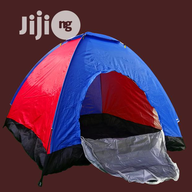 Durable & Weather-proof Camping Tent
