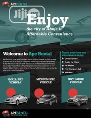 Ape Rental: Your Premium Car Rental Service | Automotive Services for sale in Abuja (FCT) State, Central Business Dis