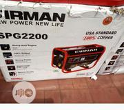 Firman SPG 2200 Generator | Electrical Equipment for sale in Lagos State, Ikeja