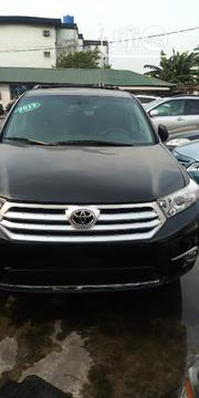 Toyota Highlander Limited 2012 Gray   Cars for sale in Lagos State
