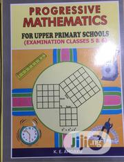 Progressive Mathematics | Books & Games for sale in Lagos State, Surulere