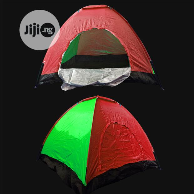 Water-resistant Camping Tent