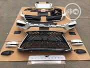 Complete Bumper With Spoiler LX 570 2019. | Automotive Services for sale in Lagos State