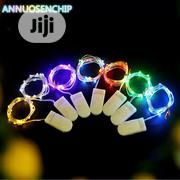Holiday String LED 7 Color Button Battery Box Of Decorative Lights | Home Accessories for sale in Ondo State, Iju/Itaogbolu