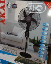 """18"""" Akai Rechargeable Fan   Home Appliances for sale in Lagos State, Ojo"""