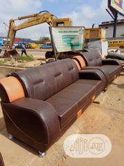 Comlete Set of Quality Leather Sofa at Mike Funituru Venture   Furniture for sale in Lagos State, Ikeja