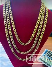Pure Gold Wedding Ring And Chain | Wedding Wear for sale in Edo State, Ikpoba-Okha