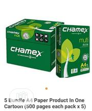 (No1,Best Paper) Brand New Cartoon Of Chamex Printing Paper,   Computer Accessories  for sale in Lagos State