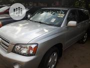 Toyota Highlander 2007 Limited V6 4x4 Silver   Cars for sale in Lagos State, Amuwo-Odofin