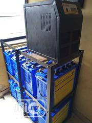 5kva/48v Power Inverter System With 8 200ah Tall Tubular Batteries   Electrical Equipment for sale in Oyo State, Oluyole