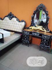 High Quality and Durable Royal Bed With Dresser | Furniture for sale in Lagos State