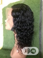 Water Curl Deep Wave With Full Frontal   Hair Beauty for sale in Lagos State, Ojota