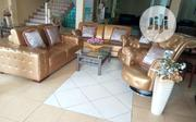 JH - 304: 7 Seater Leathe Sofa | Furniture for sale in Abuja (FCT) State, Wuse 2