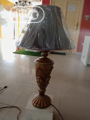 Brown Bed Side Lamp | Home Accessories for sale in Lagos State, Ilupeju