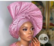 Quality Aso Oke Auto Gele | Clothing for sale in Lagos State, Orile