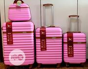 Quality Set Of 4 Luggage Pink | Bags for sale in Lagos State, Lagos Island