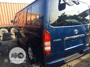 Toyota Hiace Bus 2010 Blue | Buses & Microbuses for sale in Lagos State, Apapa