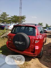 Toyota RAV4 2006 2.0 4x4 Red | Cars for sale in Abuja (FCT) State, Galadimawa