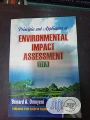 Principles and Application of Environmental Impact Assessment | Books & Games for sale in Lagos State, Surulere