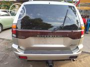 Mitsubishi Montero Sport 2004 Gold | Cars for sale in Lagos State, Amuwo-Odofin