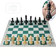Tournament Chess Set With Carrier Box   Books & Games for sale in Lagos State, Ikoyi