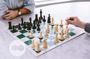 Tournament Chess Set With Carrier Case Box   Books & Games for sale in Lagos State, Lekki Phase 1